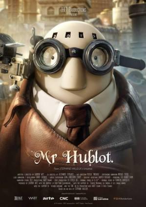 Mr Hublot póster