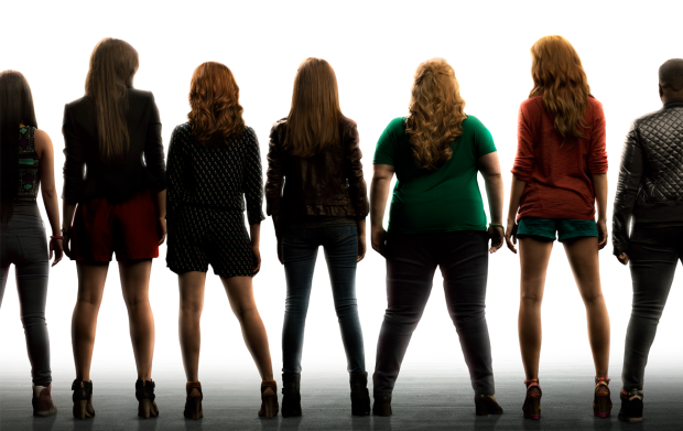 notas perfectas 2 pitch perfect