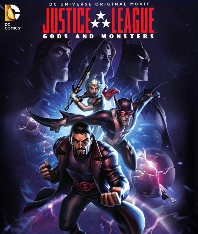 Reseña: Liga de la Justicia: Dioses y Monstruos