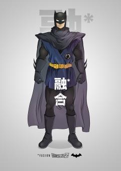 batman-dragon-ball-z
