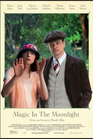 Magia a la luz de la luna, reseña