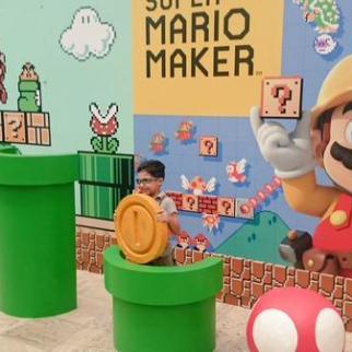 Super Mario Maker México 10