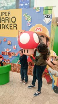 Super Mario Maker México 1