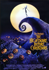 The nightmare before christmas - Octubre