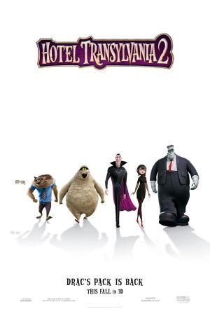Póster Hotel Transylvania 2