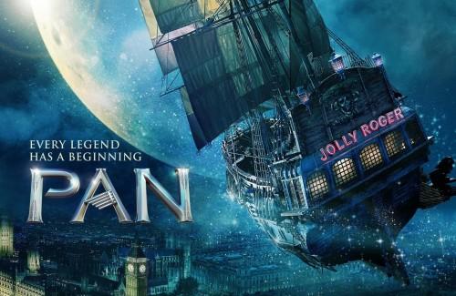 Precuela de Peter Pan