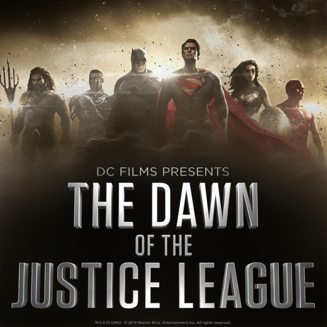 Liga de la Justicia 2017