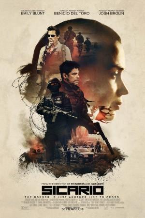 Sicario-Poster-Reseña-Cine