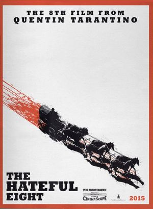 Póster Hateful Eight