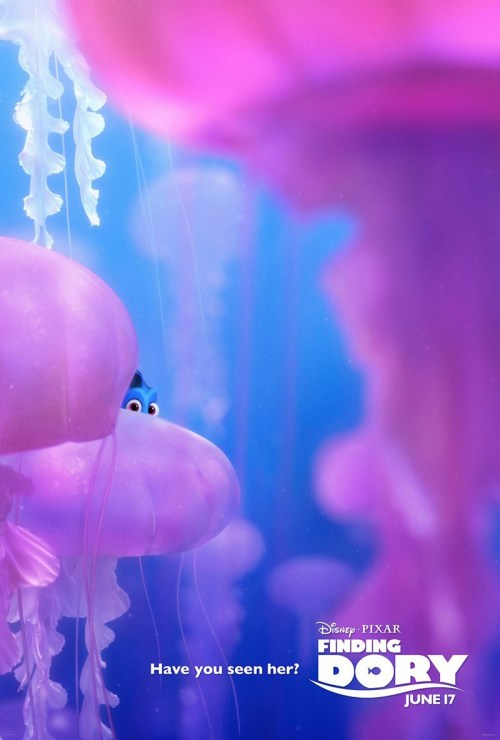Finding Dory Poster 2