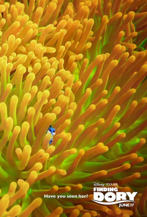 Finding Dory Poster 1