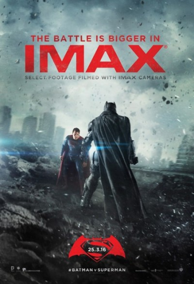 Batman v Superman IMAX