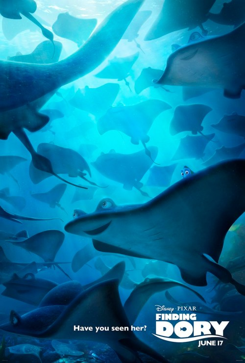 Finding Dory Poster 3