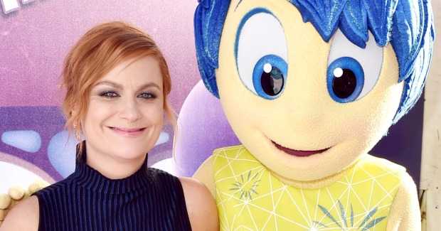 Amy Poehler Intesamente
