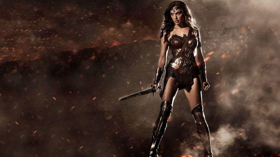 Batman v Superman: Mujer Maravilla