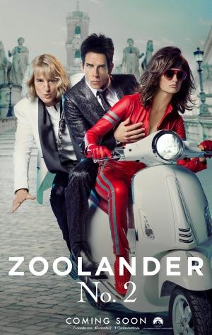 Póster Zoolander 2