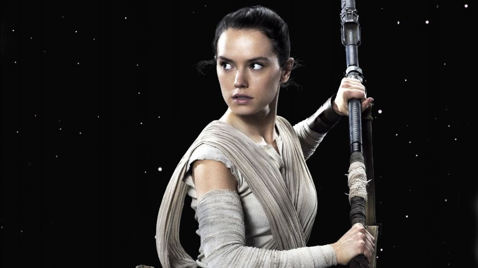 Daisy Ridley - Star Wars