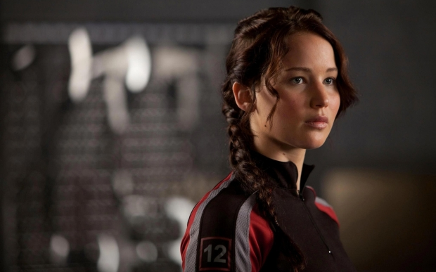 Jennifer Lawrence (Katniss Everdeen)