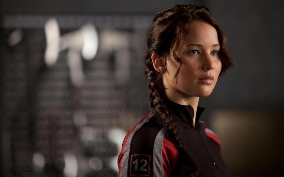 Jennifer Lawrence (Katniss Everdeen)