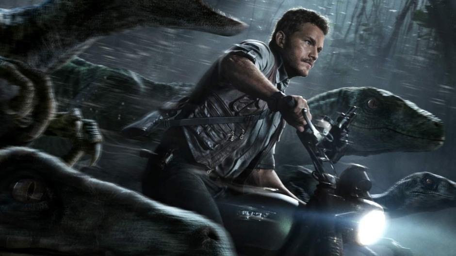 Chris Pratt, Mundo Jurásico
