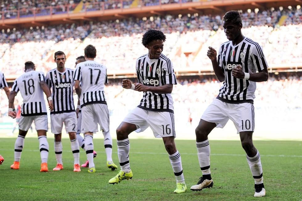 Juventus Campeón 2016