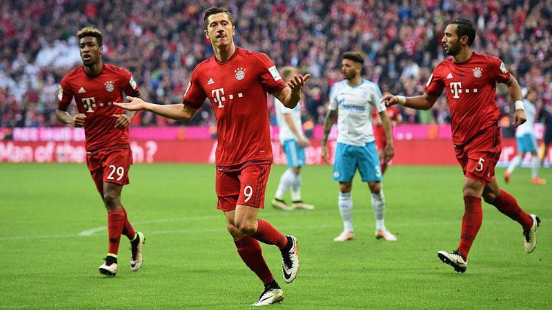 Bayern Munich Campeón 2016