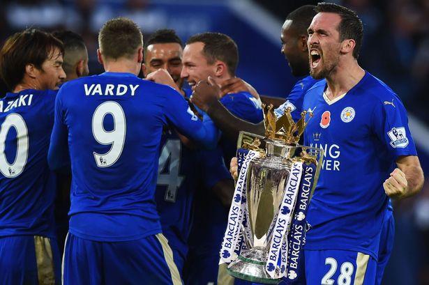 Leicester Campeón 2016