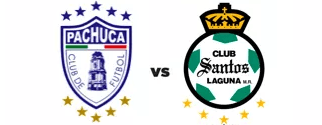 Pachuca vs Santos