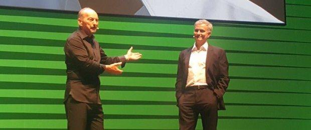 FIFA 17 con Jose Mourinho E3