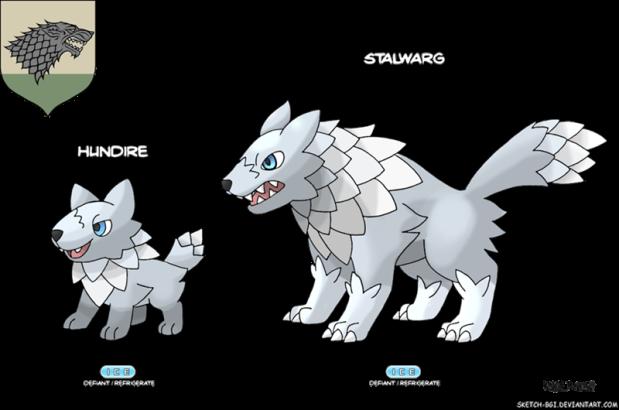 Pokemon - Stark