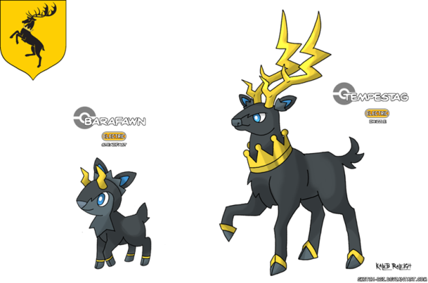 Pokemon - Baratheon