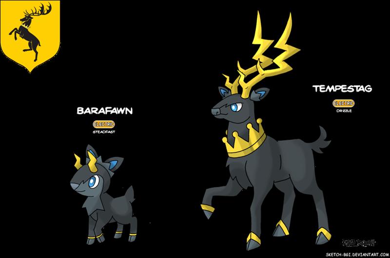 Pokemon - Baratheon