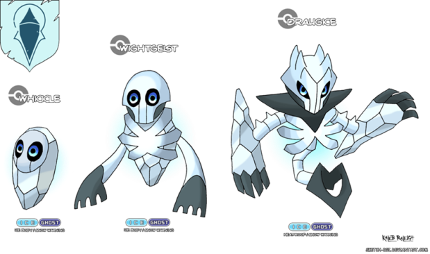 Pokemon - White Walkers