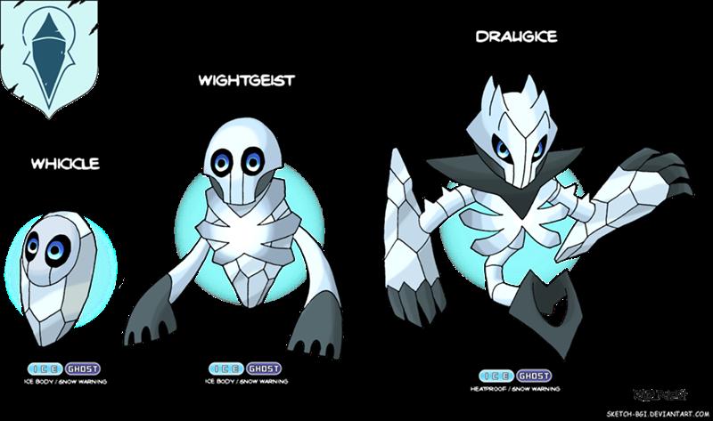 Pokemon - White Walkers