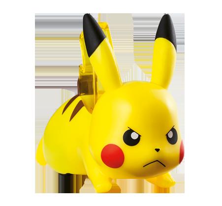 Pikachu McDonald's