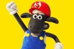 Super Shaun The Sheep