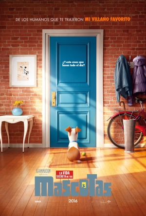 Poster-Mascotas-Pets-Movie