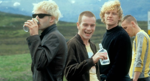 Juventud trainspotting