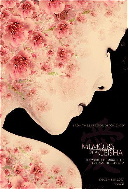 Póster - Memorias de una geisha