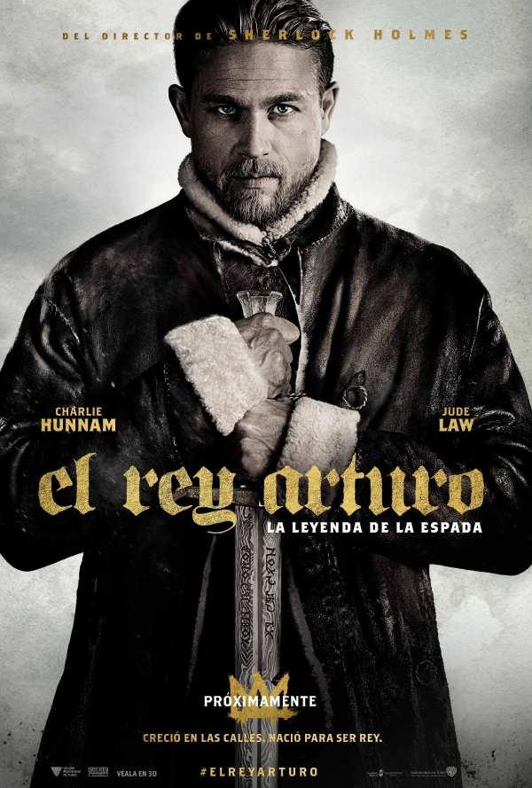 PÓSTER: Rey Arturo