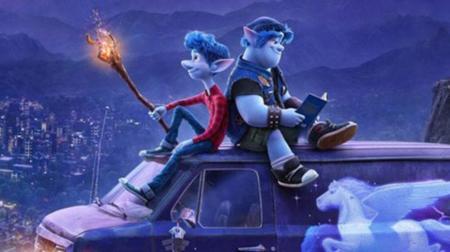 Imagen de la película Onward (Unidos) de Pixar